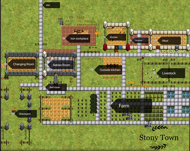 introduction of stony town