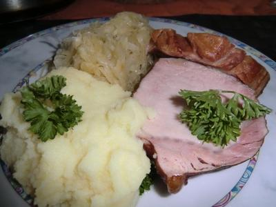 sauerkraut-mit-kassler-und-speck-rezept